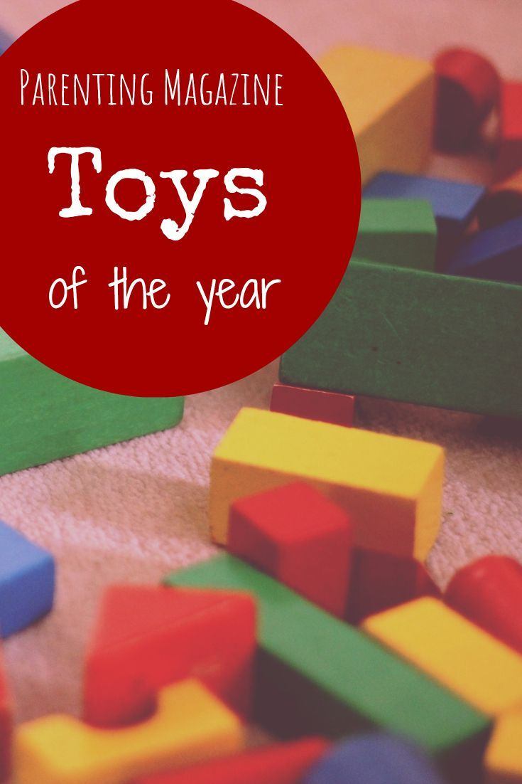 Parenting Magazine Toys of the Year