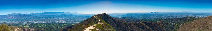 Los Angeles - Griffith Park [6920x1024] [OC]