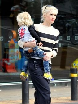 Gwen Stefani en Zuma, Gwen Stefani weer zwanger