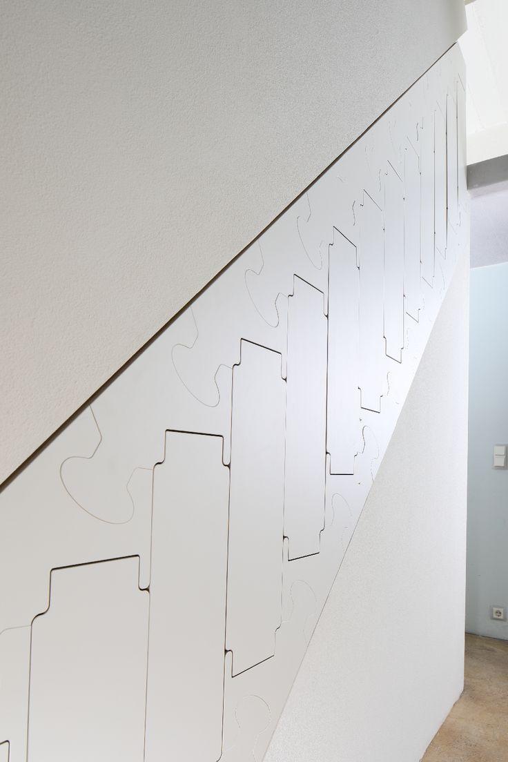 klapster treppe