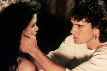 The Lost Boys (1987). Jami Gertz and Jason Patric. Vampires.