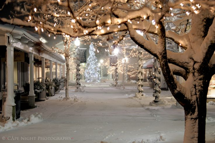 bbn-1-Cape May Christmas Lights | Cape Cod Night Photography | Cape Cod Photos at Night