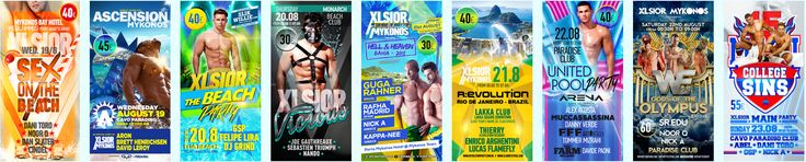 The complete Mykonos XLSIOR gay festival programme is out: with detailed party description! BOOK NOW your hotel room: the island will be fully booked! click: http://www.mykonos-accommodation.com/xlsior-international-gay-festival-mykonos-2015.htm