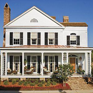 House Plan Southern Living Pinterest Carolina Plans