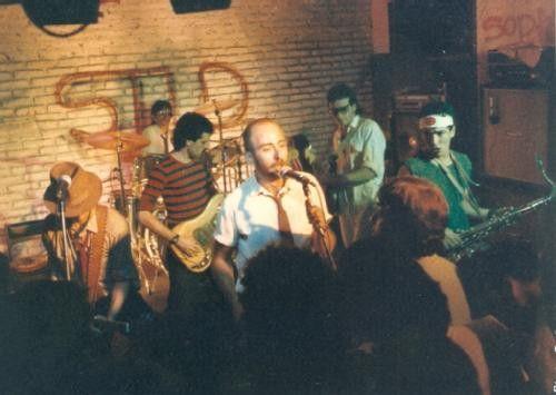 STUD FREE PUB - SABADO 10/11/1984