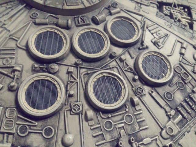 Millennia Models photoetched grilles and engine vents upgrade kit