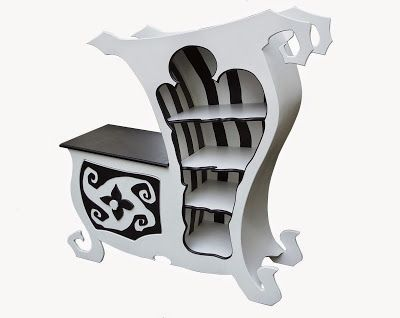 Dark Side of the Net Goth and Halloween Links: Intriguing Gothic Home Decor Shops