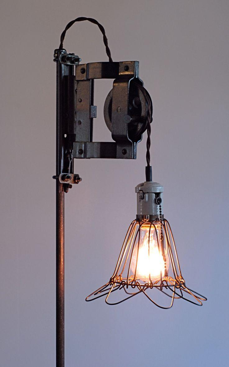 Cool Standing Lamps best 20+ industrial floor lamps ideas on pinterest | industrial