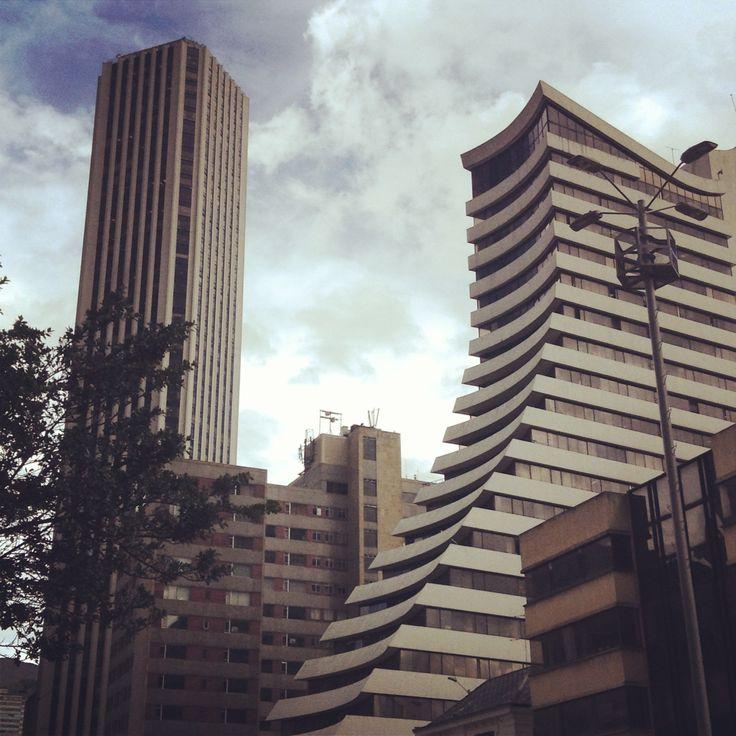iconos de la bella Bogotá