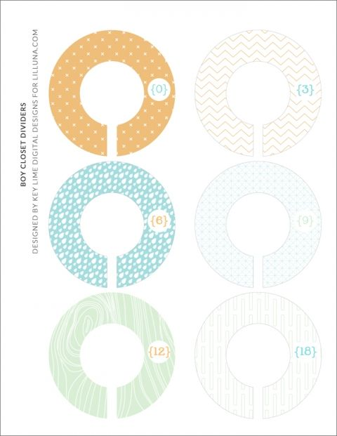 25 best ideas about closet dividers on pinterest closet for Clothes divider template