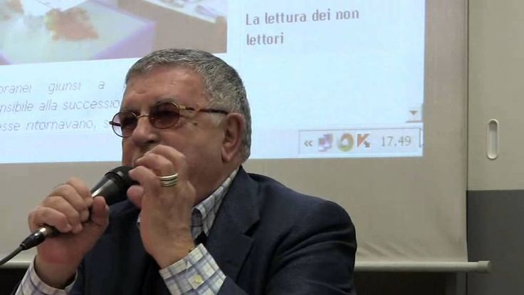 Navigare attorno ai testi - Presentazione del prof. Fabrizio Frasnedi
