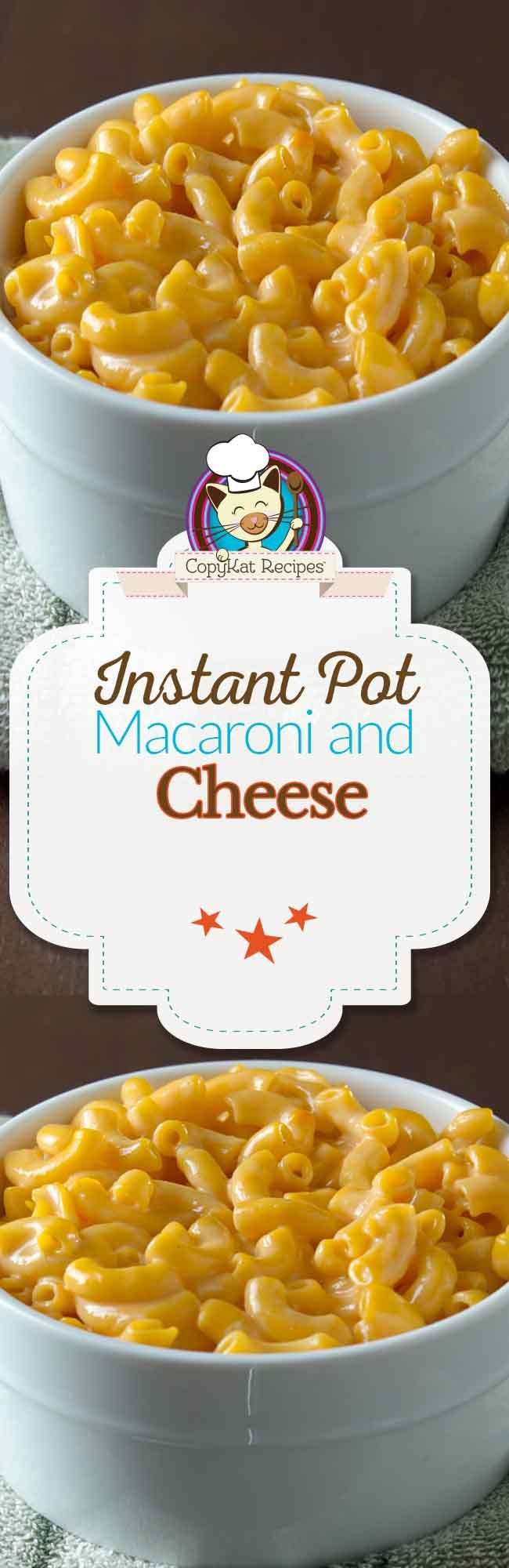 Do you love Macaroni and Cheese, and cooking in your pressure cooker?  You can m…