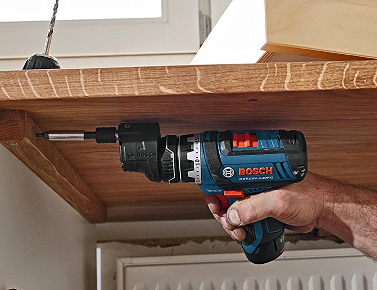 This Bosch Max Flexiclick 5-In-1 Drill Gives You Power at Every Angle