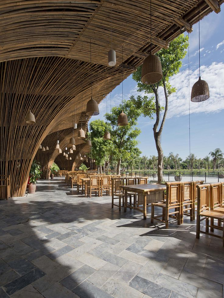 Gallery of Roc Von Restaurant / Vo Trong Nghia Architects - 9