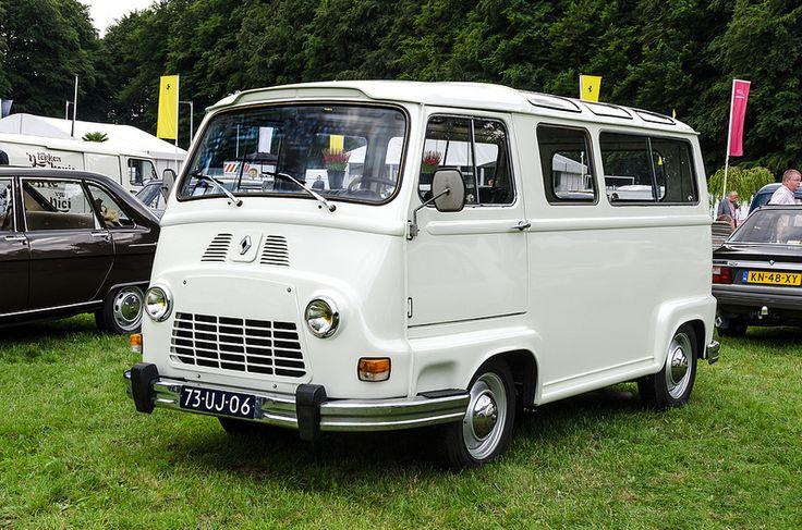 Renault Estafette Microbus