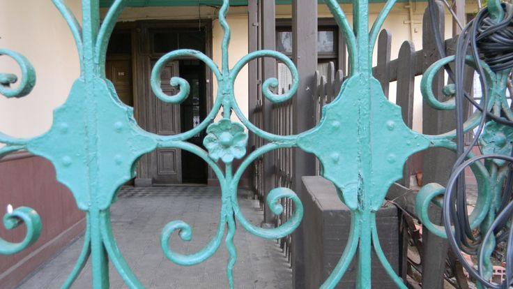 Entry, Valparaiso Chile