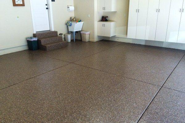Epoxy Garage Floor Dark Brown Amarello Epoxygaragefloorcolors Epoxygaragefloor Fashionlife Fashionstylist Fashiond Garage Floor Epoxy Garage Floor Flooring