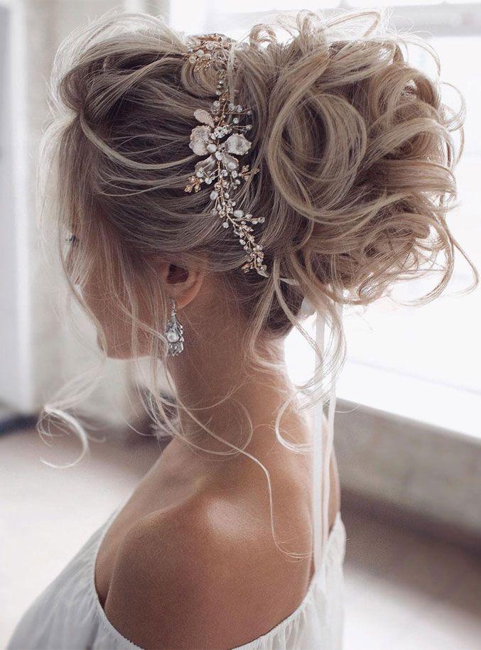 Gorgeous Wedding Hairstyles For The Elegant Bride Wedding Hair