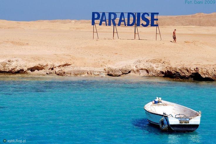 Giftun island - Egypt.