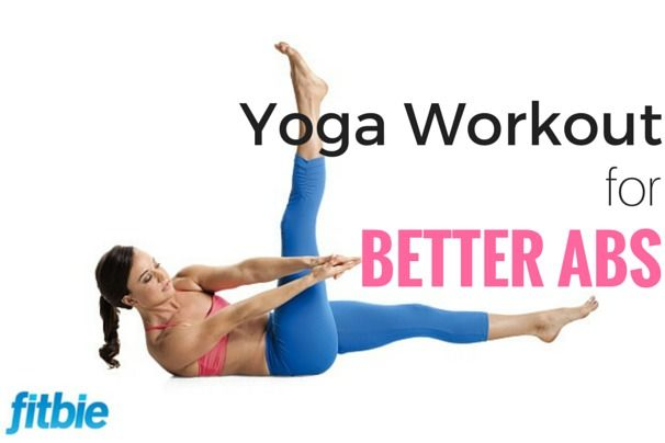 This sequence from pro yogi Kathryn Budig will help you score a stronger core. | Fitbie.com