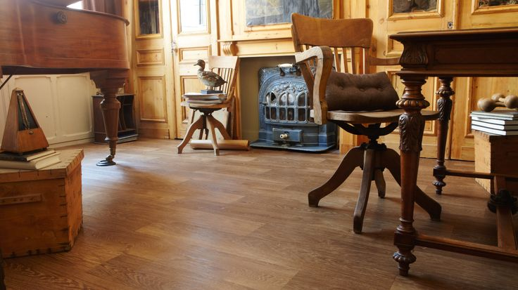 Vinyl Flooring | Godfrey Hirst | Get the look with NeuTX in Warm Oak. #godfreyhirst #vinylflooring #flooring #vinylfloors #timberlook