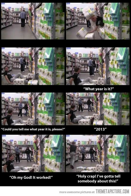 Awesome prank…
