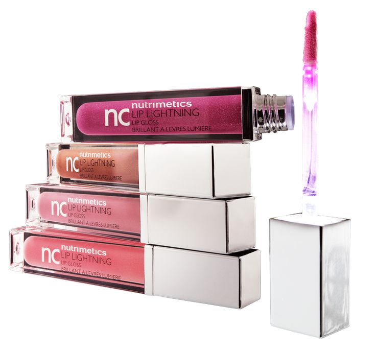 Let your smile shine this Valentines Day with nc Lip Lightning Lip Gloss #nutrilove