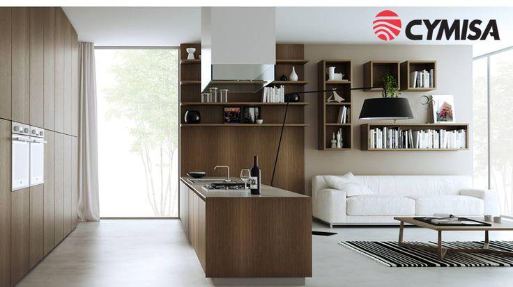 Acérquese a CYMISA para saber más sobre el diseño de ambientes agradables con Chapa de Madera.