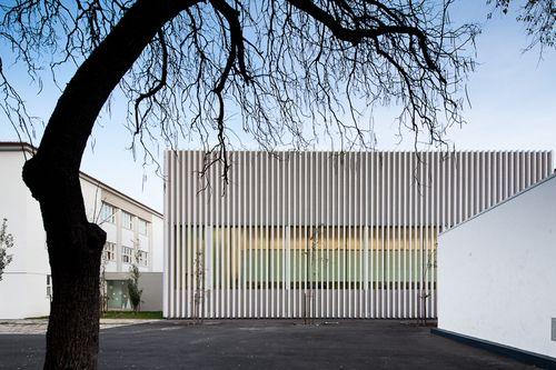 Ricardo Carvalho + Joana Vilhena Arquitectos — Modernisation of Sebastião da Gama School — Europaconcorsi