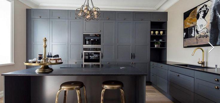 Beautiful kitchen. Sigdal Kjøkken AS, Norway