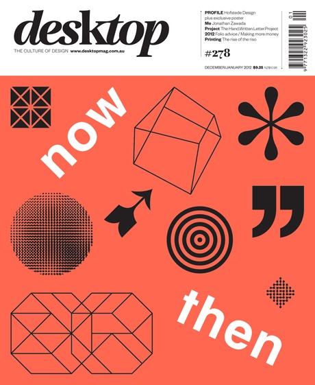 Desktop Magazine December January 2017 Cover By Hofstede Design