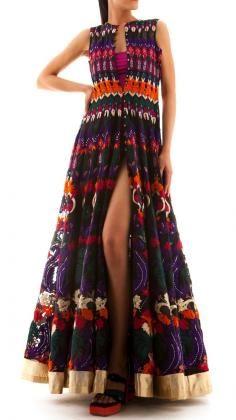 Indian Dresses, Cocktail Dresses | Strandofsilk.com - Indian Designers