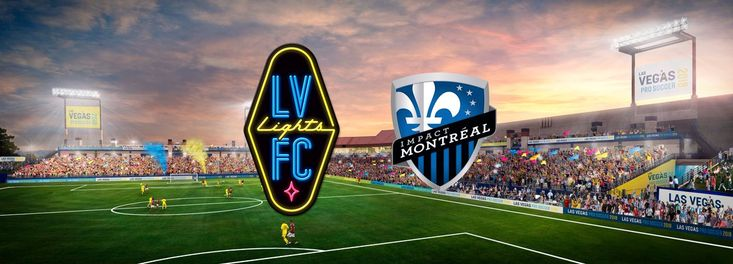 EAD | Impact to face Las Vegas Lights FC in a preseason game, downtown Vegas, in February >>