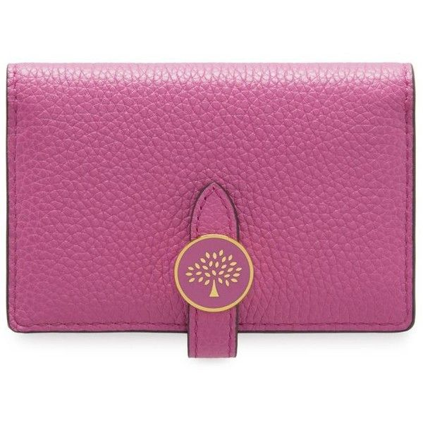 db0cacae755 Mulberry Tree Card Wallet (€115) ❤ liked on Polyvore featuring bags ...