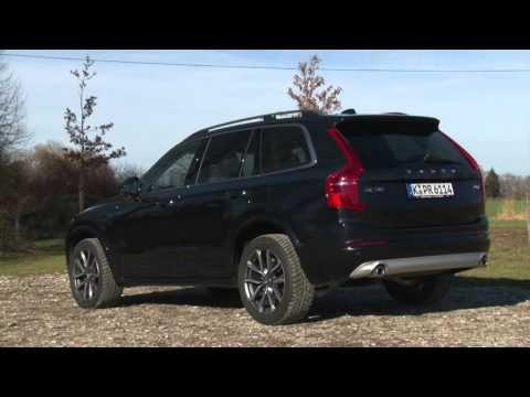 2016 Volvo XC90 - Neue Motoren T8 Twin Engine Hybrid, D4 Diesel - YouTube