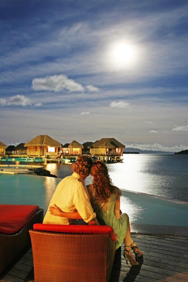 Exclusive Wedding Ceremony On Tupai Is Applicable For Guests Staying At The St Regis Bora Resort Spa Or Hilton Nui