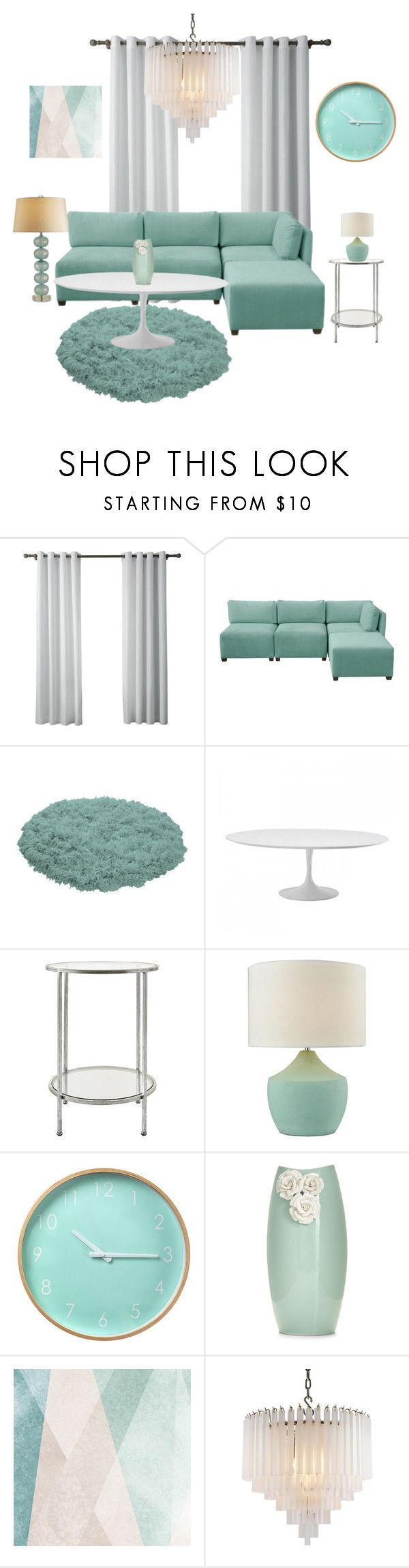 """Untitled #29"" by qwer173935 ❤ liked on Polyvore featuring Skyline, Home Decorators Collection, Sandberg Furniture and Eichholtz"
