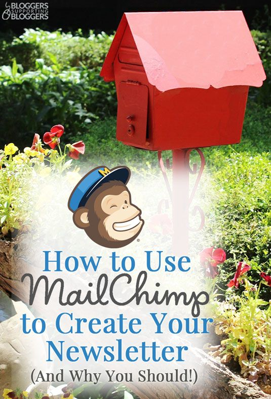 Need to set up an email newsletter? This tutorial on how to use Mailchimp makes the process quick and easy!