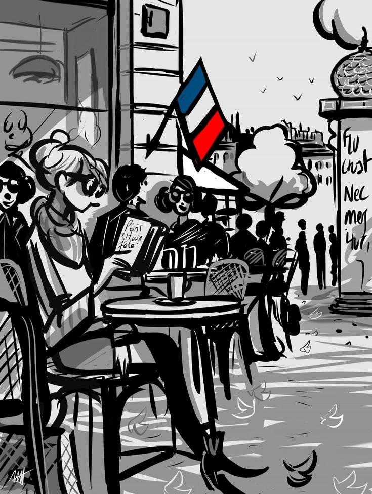 Matthieu Forichon, illustrateur. Illustration de l'interview de Gilles Kepel pour L'Express. : Illustration de l'interview de Gilles Kepel, auteur du livre
