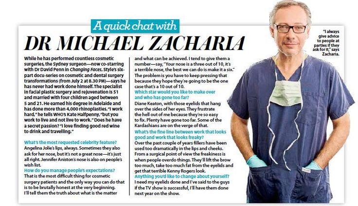 A quick chat with Dr Michael Zacharia.