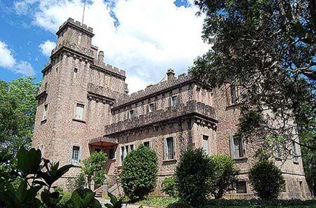 castelo de Pedras Altas RS