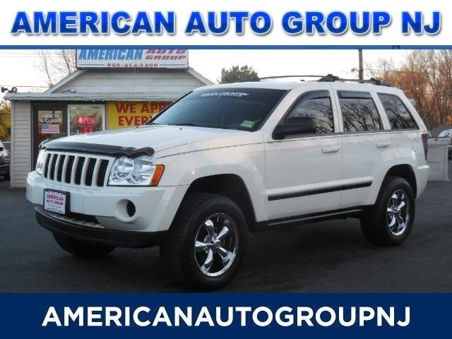 cool Amazing 2007 Jeep Grand Cherokee Laredo 4WD 2007 Jeep Grand Cherokee Laredo 4WD 133211 Miles White  3.7L V6 SOHC 12V Automat 2017/2018 Check more at http://24carshop.com/product/amazing-2007-jeep-grand-cherokee-laredo-4wd-2007-jeep-grand-cherokee-laredo-4wd-133211-miles-white-3-7l-v6-sohc-12v-automat-20172018/