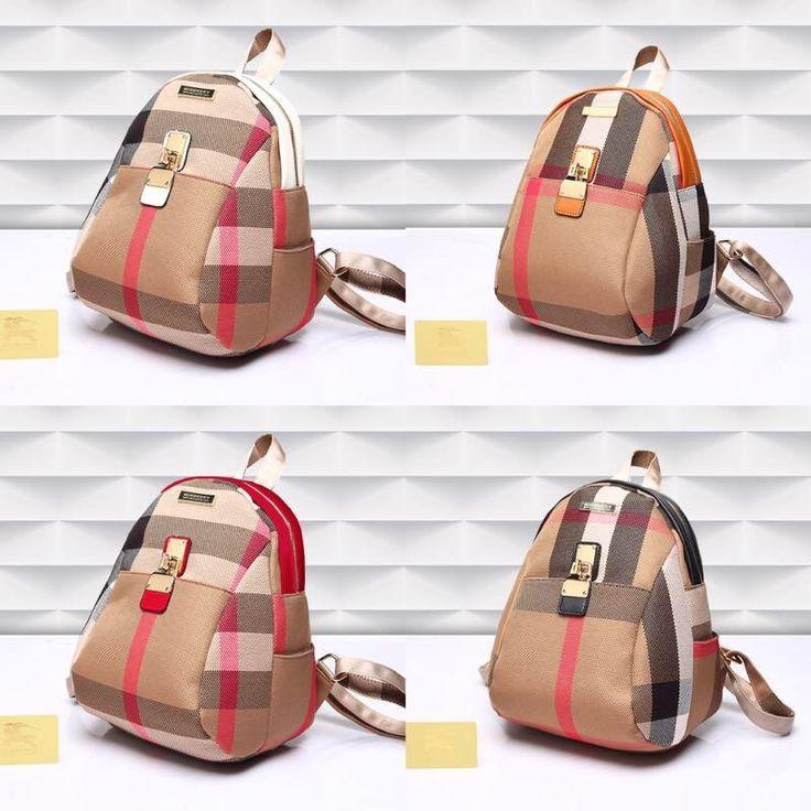 Tas Ransel Burberry Backpack Semi Premium 7089 26x19x30 225rb