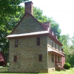 Delaware County, Pennsylvania has lots of very old homes. The county was originally part of Chester county and was the home of some of the earliest...