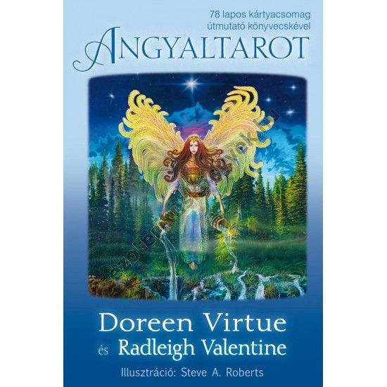 Doreen Virtue: Angyaltarot kártya
