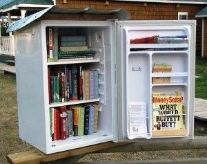 Little Free Libraries on a Shoestring Budget | Little Free Library