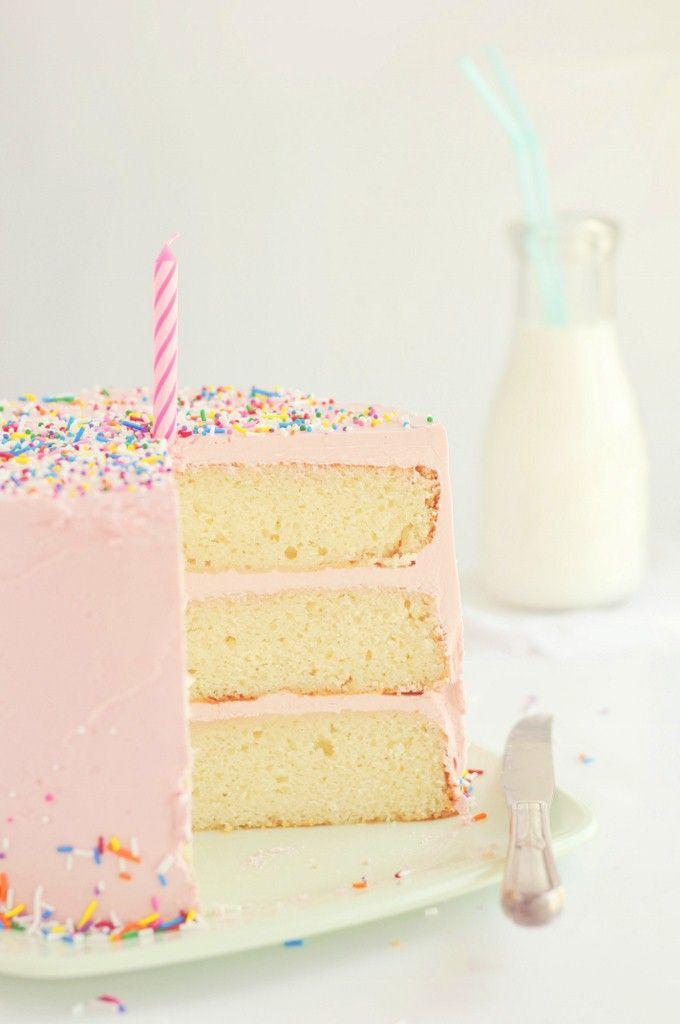 Birthday Cake Recipe!