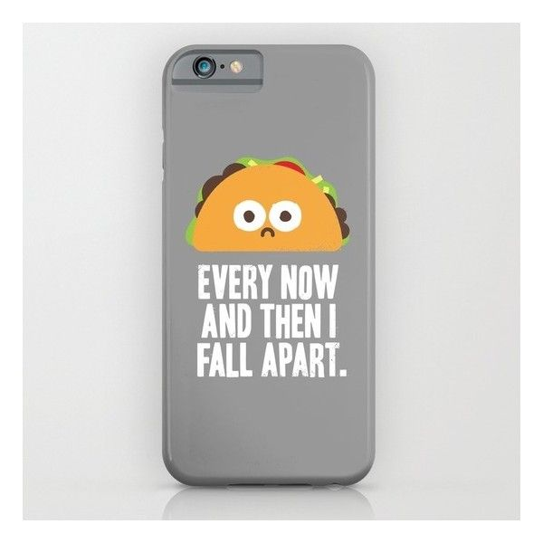 Taco Eclipse Of The Heart iPhone 6s Case ($35) ❤ liked on Polyvore featuring accessories, tech accessories, phone cases, phone, tech, technology and iphone & ipod cases