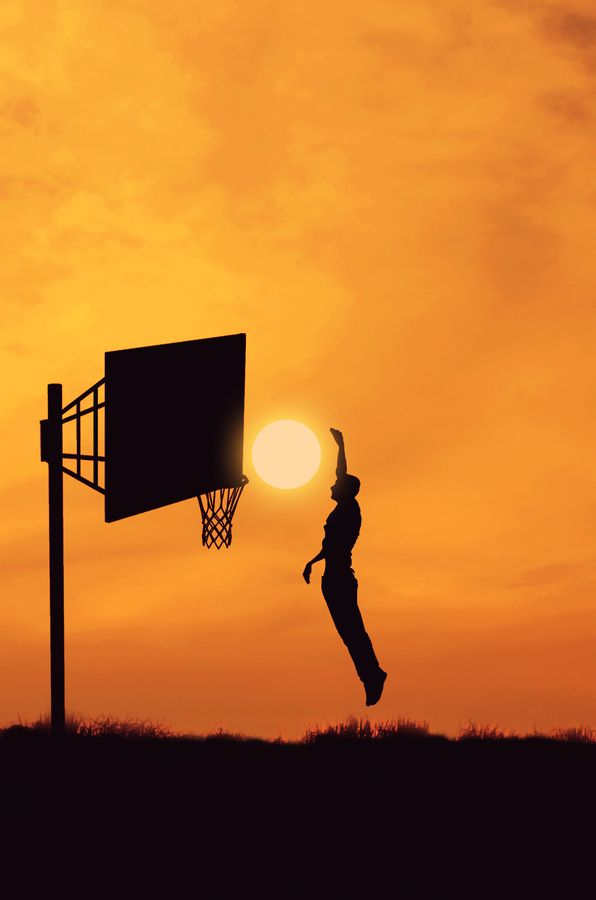 BasketBall Game by Adrian Limani, via 500px