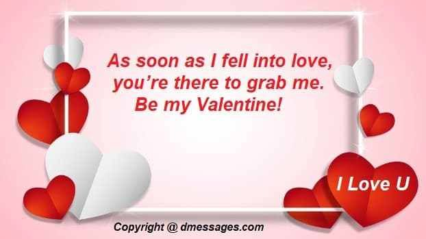 Best 50 Happy Valentine S Day Text Messages 2019 Dmessages Valentines Day Messages Valentine Day Messages Love Family Valentines Day